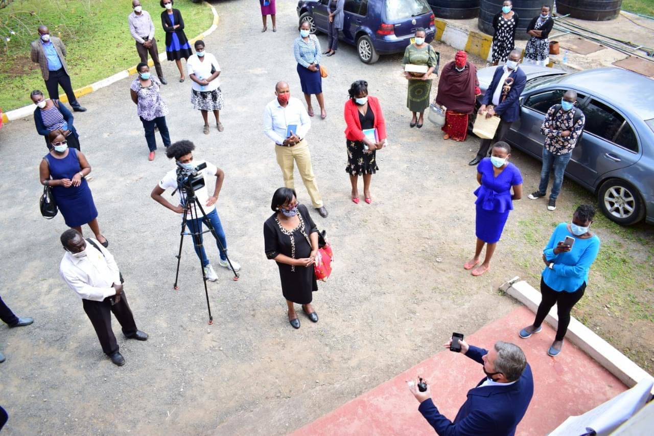 Kenya Africa Entrepreneurs.Transform Africa